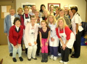 Ladies Auxiliary - Rebound Christmas Party - December 6, 2012