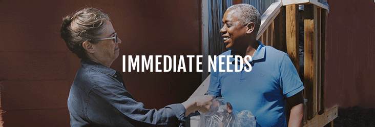Immediate Needs